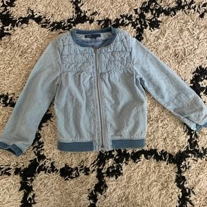 Gap Chambray Jacket